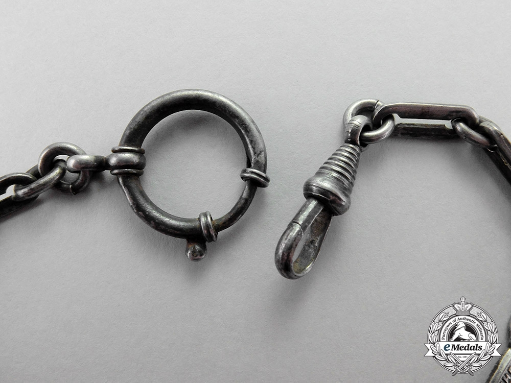 """Germany, Imperial. A 1916 """"Iron For Gold"""" Donation Honour Bracelet"""