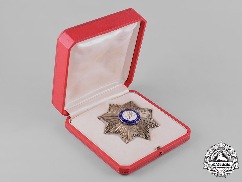 Poland, Republic. An Order of Polonia Restituta, Grand Cross Star, by Wiktor Gontarczyk