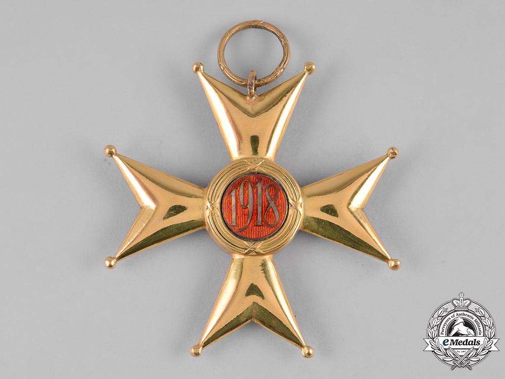 Poland, Republic. An Order of Poland Restituta, Grand Cross with Case