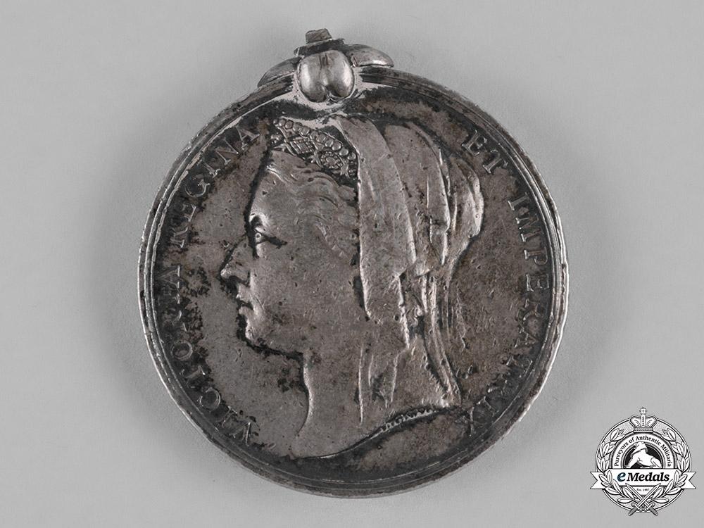 United Kingdom. An Egypt Medal 1882-1889, 1st Battalion, Yorkshire Regiment