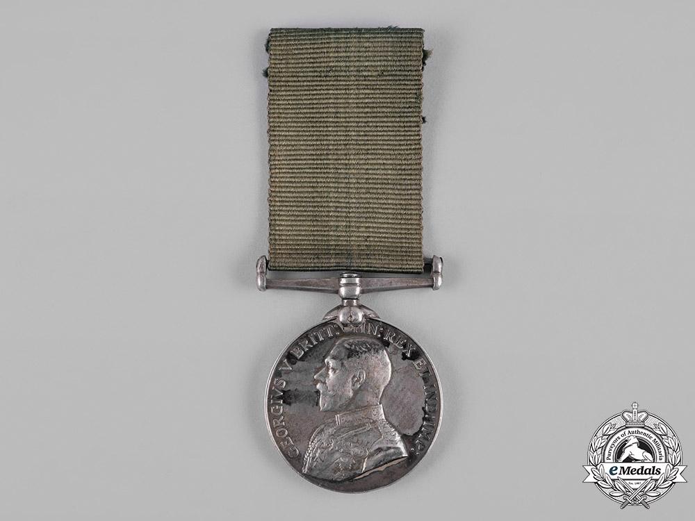 United Kingdom. A Volunteer Long Service Medal, East Indian Railway, Volunteer Rifles