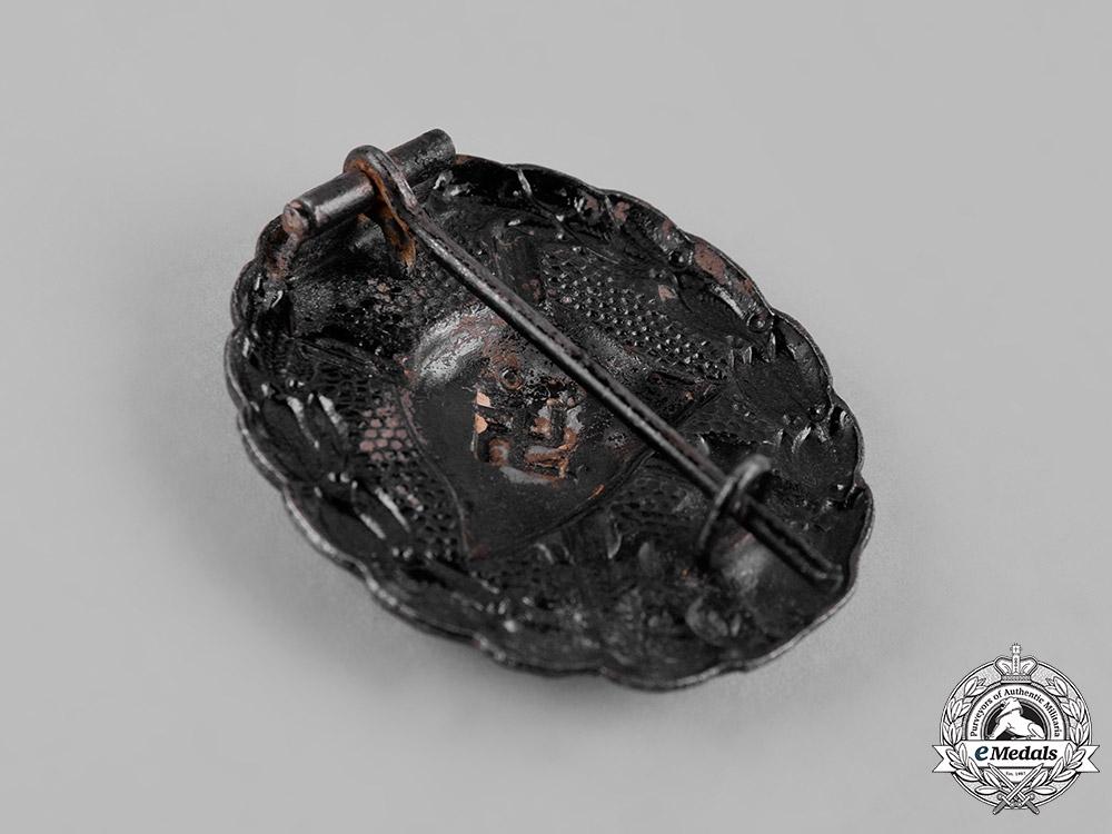 Germany, Wehrmacht. A Wound Badge, Black Grade, Condor Legion