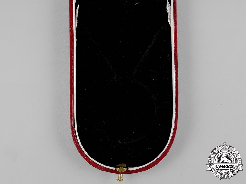 Austria, Imperial. An Emperor Franz Joseph 50th Jubilee Medal Case