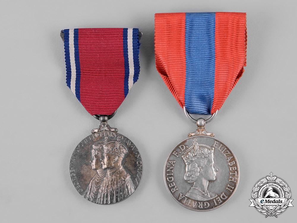 United Kingdom. Two Awards