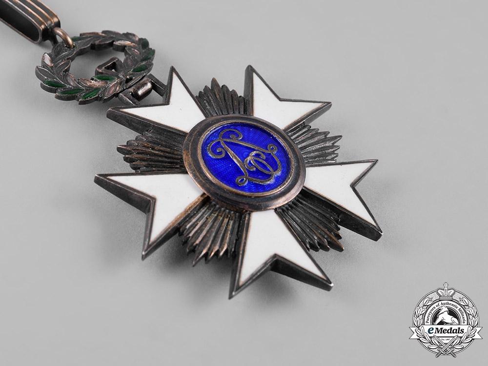 Belgium, Kingdom. An Order of the Crown, Commander, c.1910