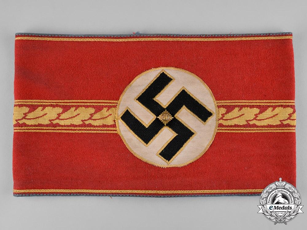 Germany, NSDAP. An Ortsgruppenleiter Armband