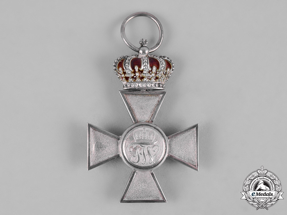 Prussia. An Order of the Red Eagle, Civil Division, IV Class with Crown, by Zehn, c.1910
