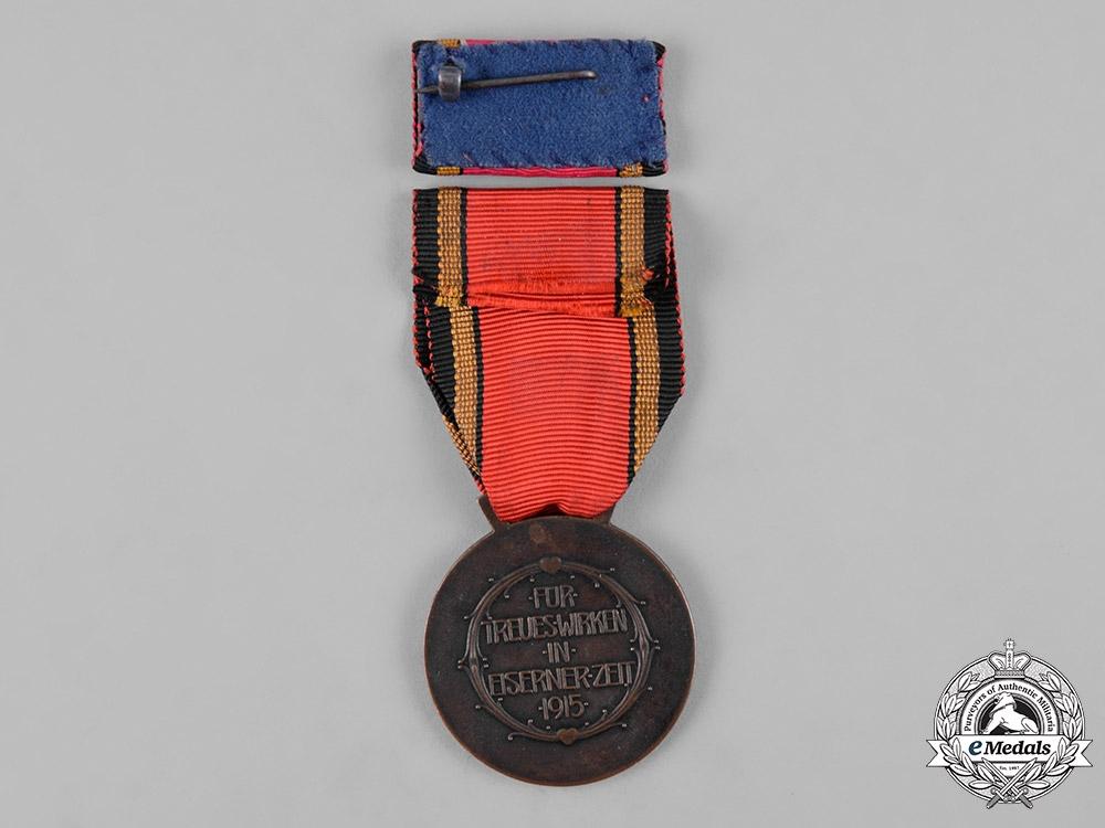 Waldeck, Principality. A Friedrich-Bathildis Medal