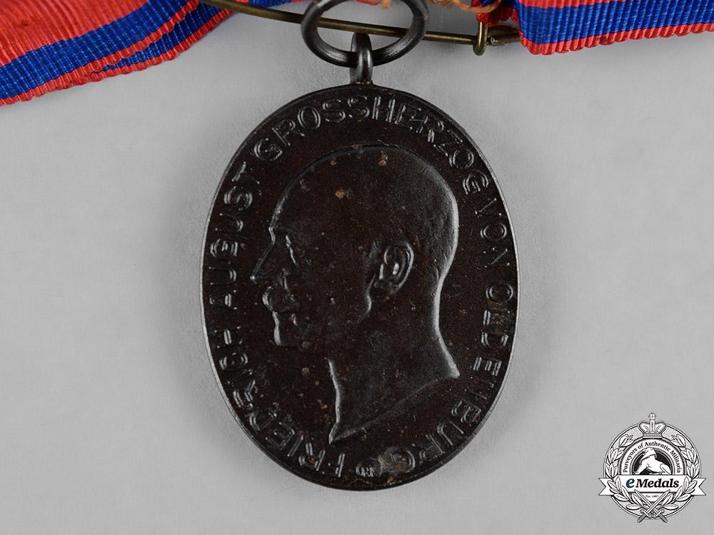 Oldenburg, Grand Duchy. A 1916 War Merit Medal