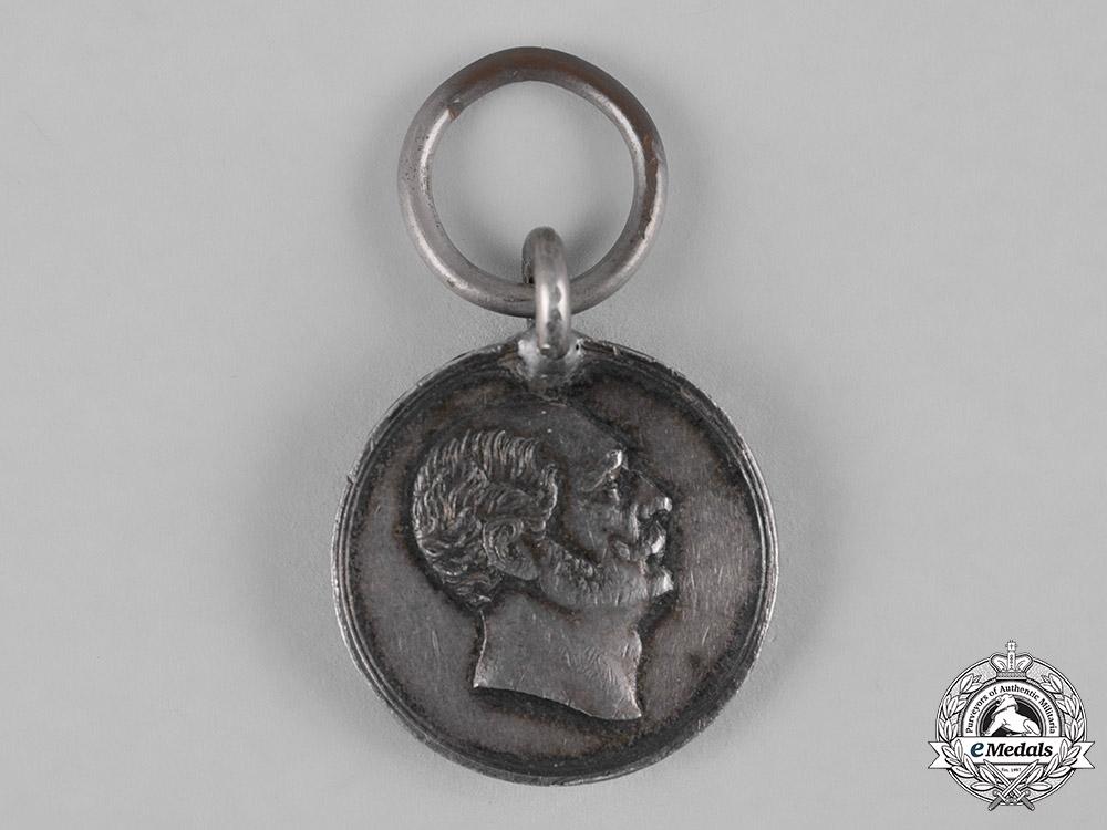Hannover, Kingdom. A Wilhelms Medal