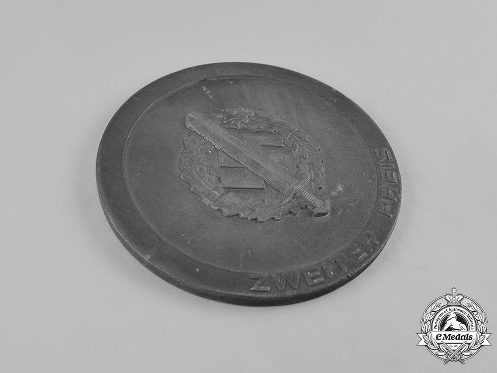 Germany, SA. A 1939 SA Berlin Sports Competition Table Medal