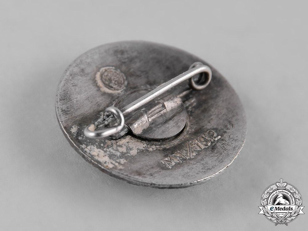 Germany, HJ. A HJ Sharpshooter Badge by Frank & Reif