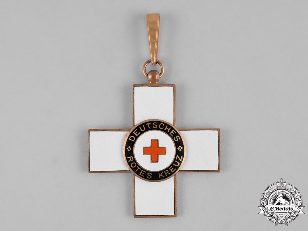Germany, DRK. An Honour Cross of the German Red Cross