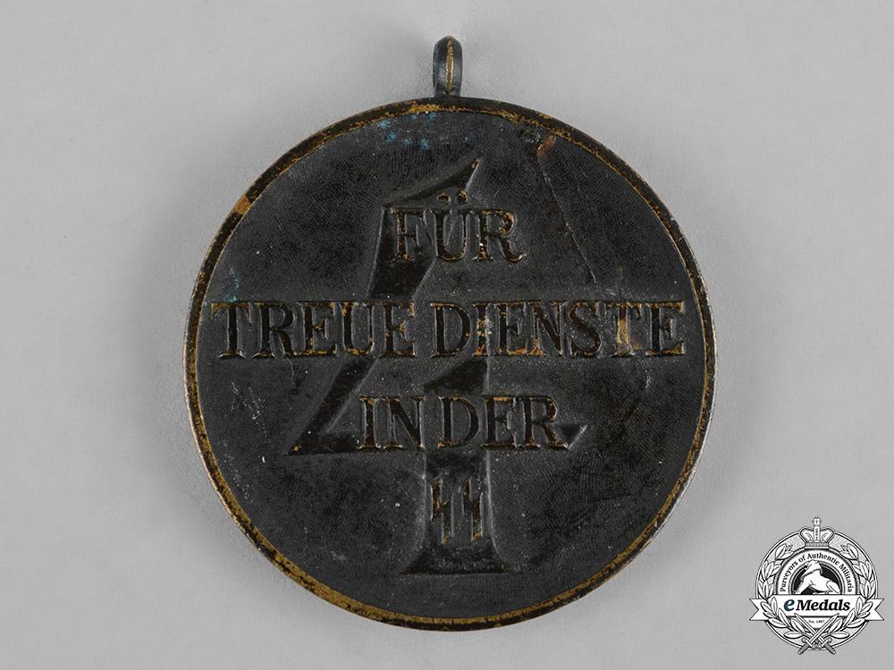 Germany, SS. A SS 4-Year Long Service Award