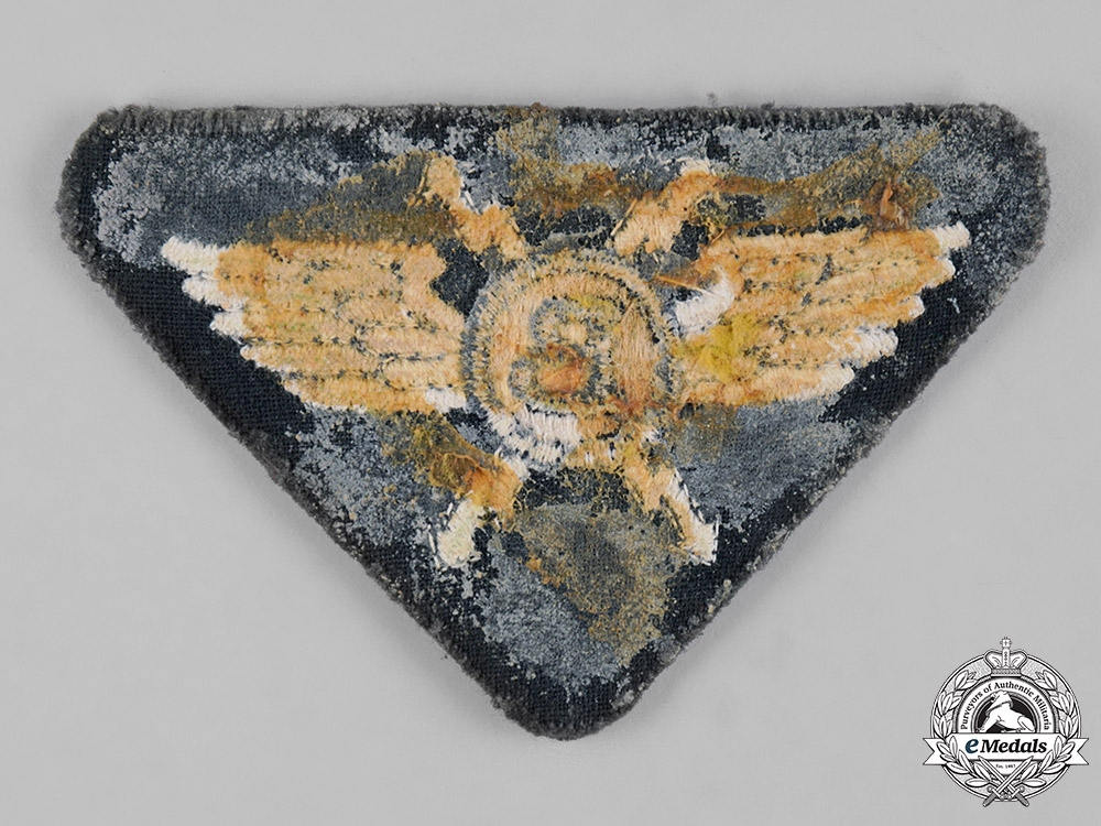 Germany, NSFK. A National Socialist Flyer's Corps (NSFK) Radio Operator's Badge