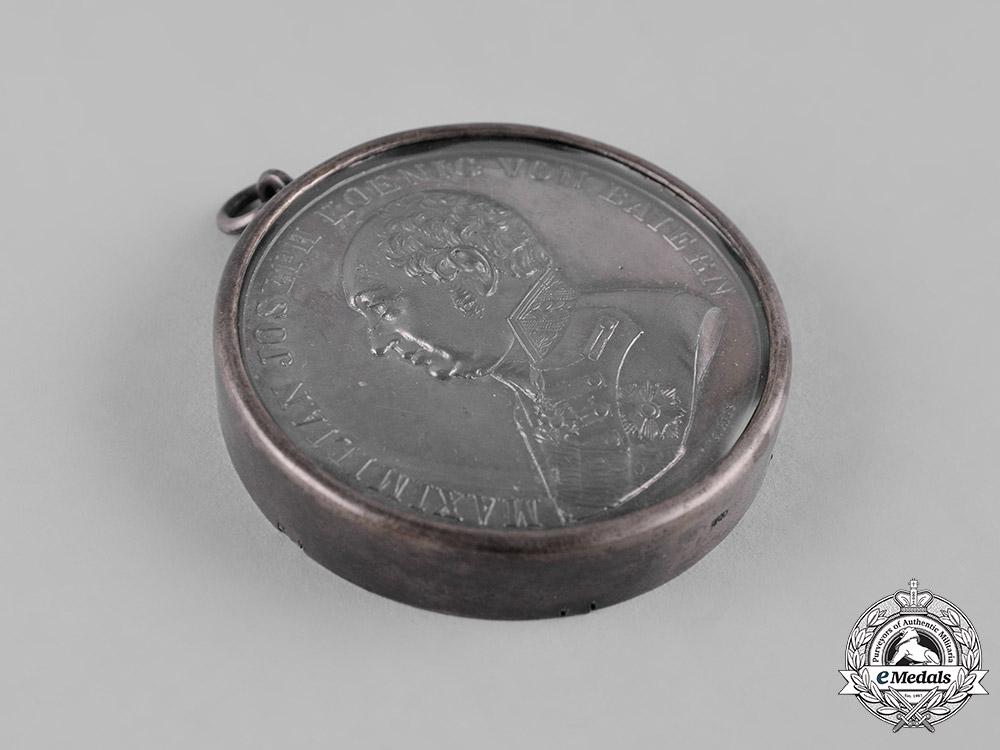 Bavaria, Kingdom. A Silver Military Medal, by J. Ries