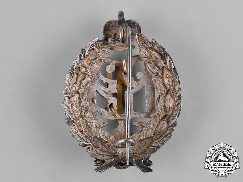 Russia, Imperial. An Imperial Society of Firemen Badge of Distinction