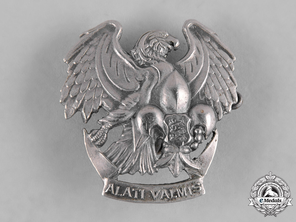 Estonia. A Young Eagles Membership Badge