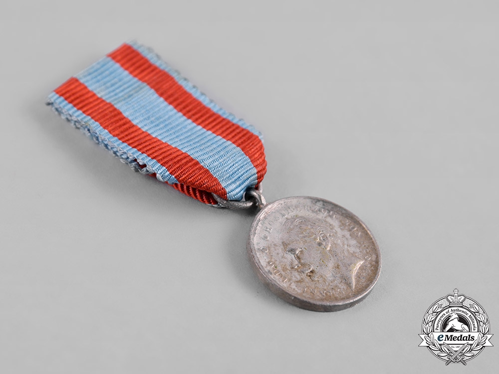 Hesse-Darmstadt, Grand Duchy. A General Honour Decoration for Bravery with Miniature