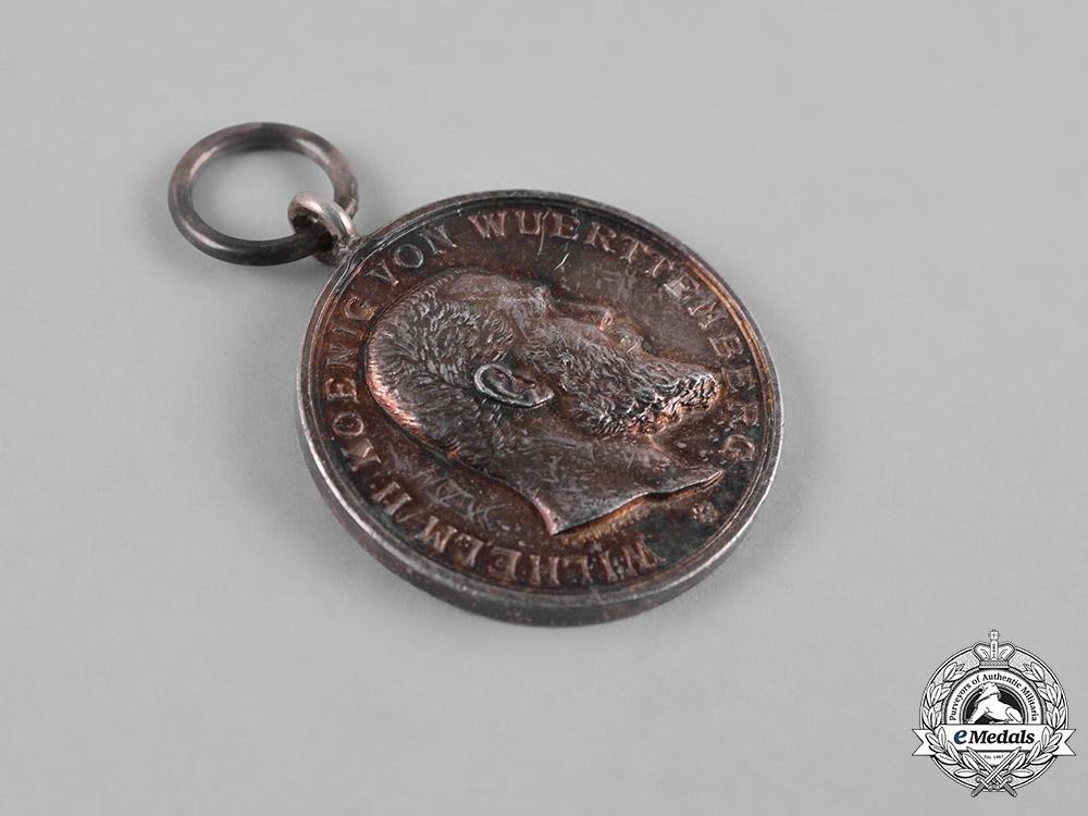 Württemberg, Kingdom. A Military Merit Medal, Silver Grade