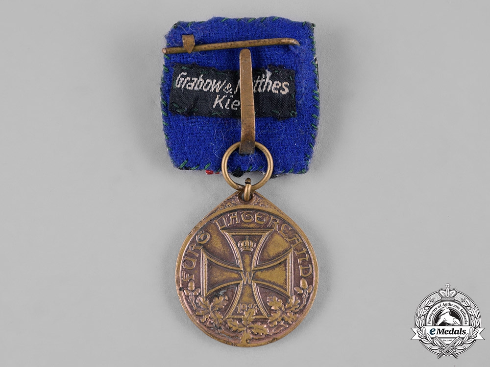 """Germany, Imperial. A """"For the Fatherland"""" Medal"""