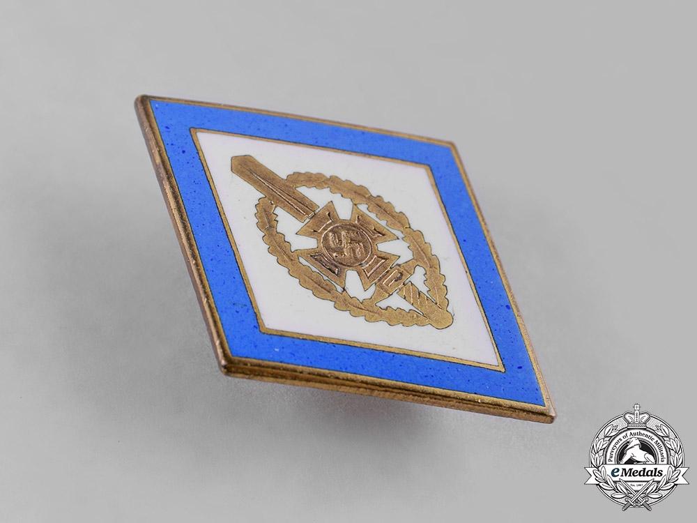 Germany, NSKOV. A NSKOV Honour Badge