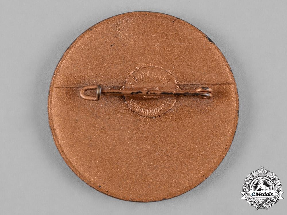 Germany, Third Reich. A 1944 Tirol Shooting Badge