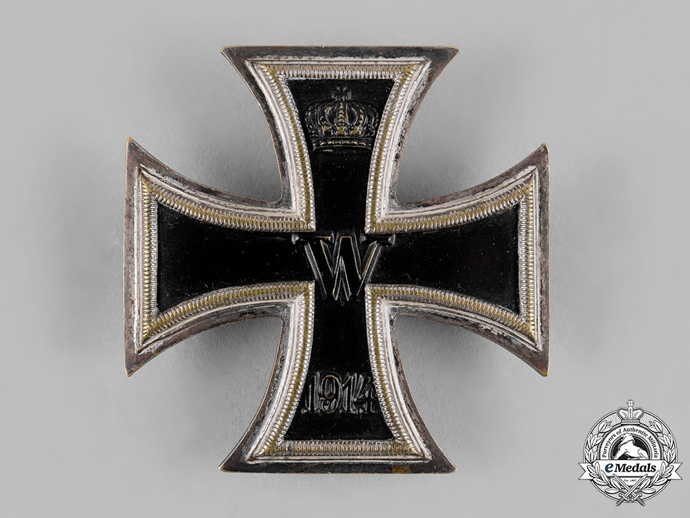 Germany, Imperial. A 1914 Iron Cross, I Class