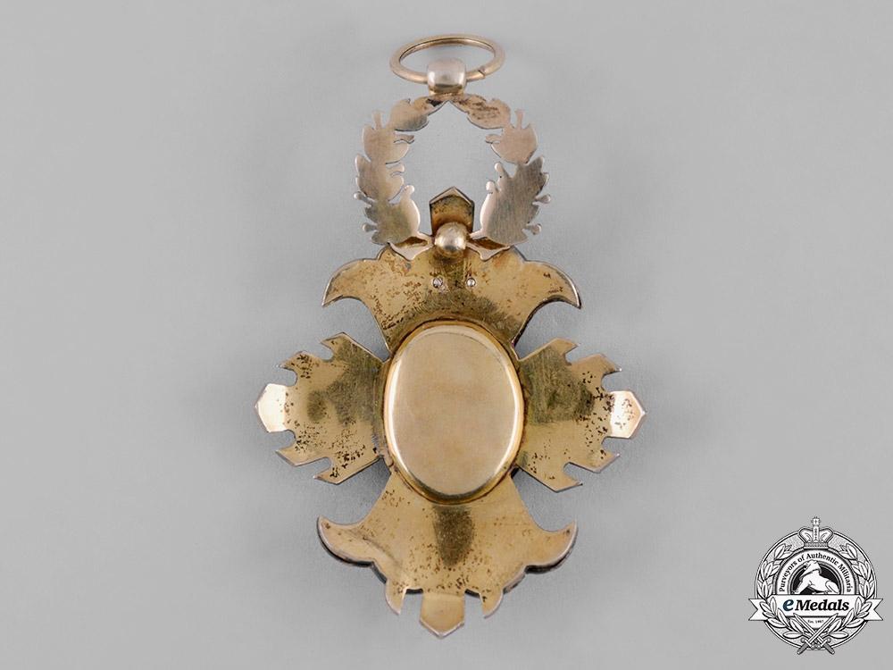 Spain, Franco Period. An Order of Civil Merit, I Class Grand Cross, c.1950