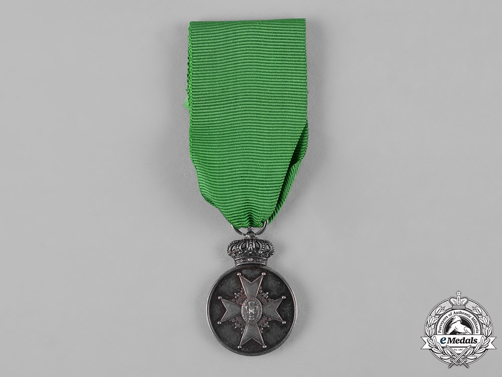Sweden, Kingdom. An Order of Vasa, II Class Silver Grade Medal, c.1900