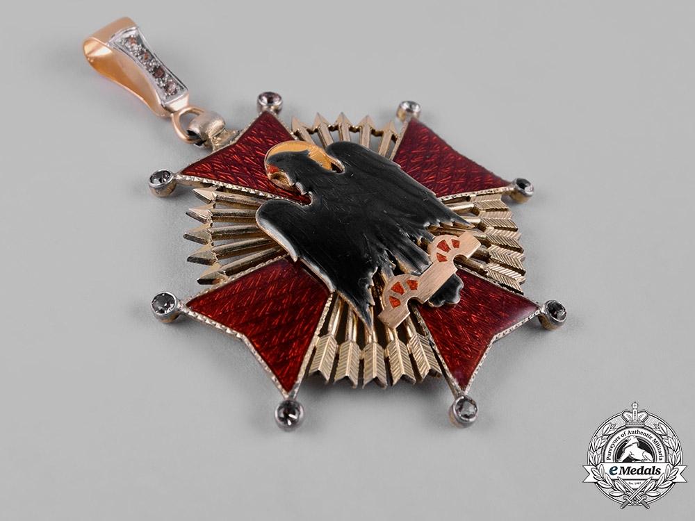 Spain, Franco Period. An Order of Cisneros, III Class Commander, c.1955
