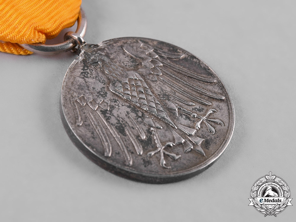 Germany, Imperial. A Pair of Imperial Merit Medals