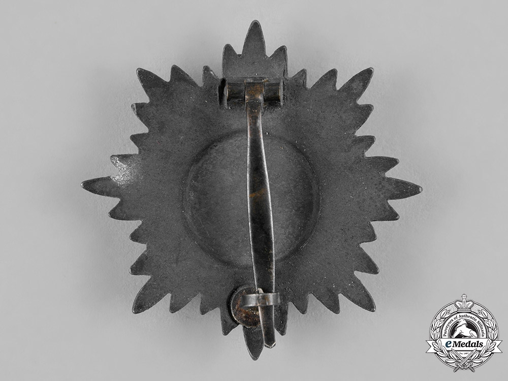 Germany, Third Reich. An Ostvolk Medal, I Class in Silver for Merit