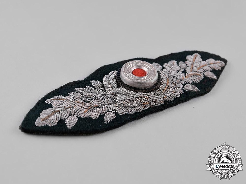 Germany, Luftwaffe. An Officer Visor Cap Insignia