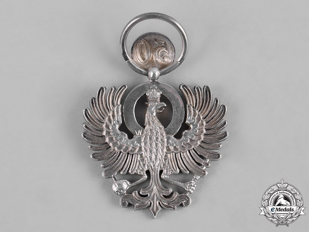 Prussia, Kingdom. A House Order of Hohenzollern, Member's Badge, with 50-Year Clasp