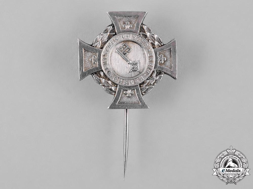 Germany, Weimar. A Bremen German Warrior's Association Membership Stick Pin