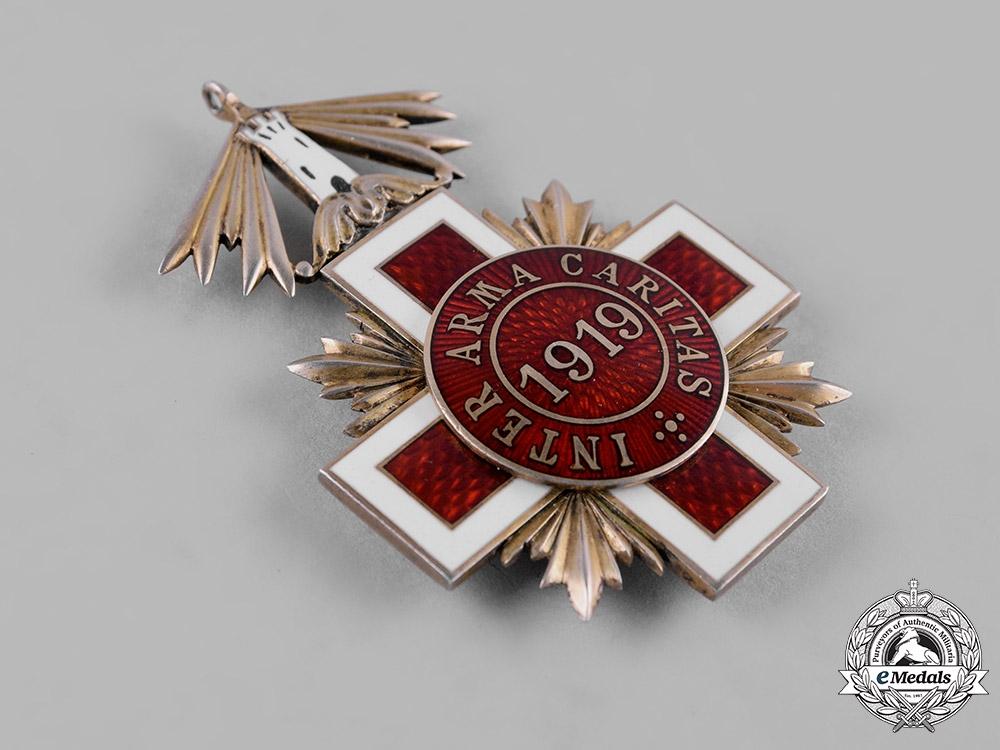 Estonia, Republic. An Order of the Red Cross, V Class Knight, c.1940