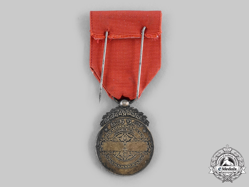 Lebanon, Republic. An Order of Merit, III Class Silver Grade, by Arthus Bertrand