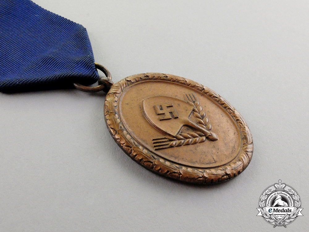 Germany. An RAD (National Labour Service) Long Service Award; 4th Class Light Version