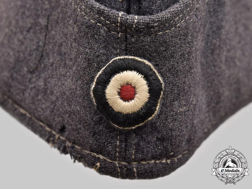 Germany, Luftwaffe. An EM/NCO Overseas Cap