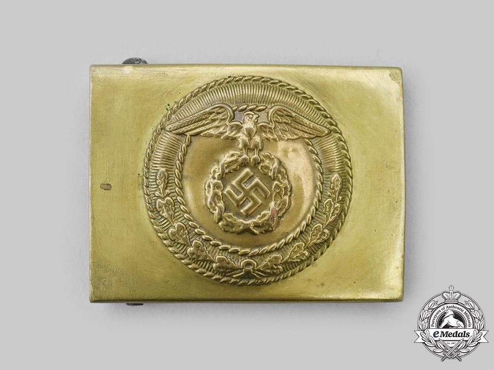 Germany, SA. A Sturmabteilung EM/NCO's Belt Buckle