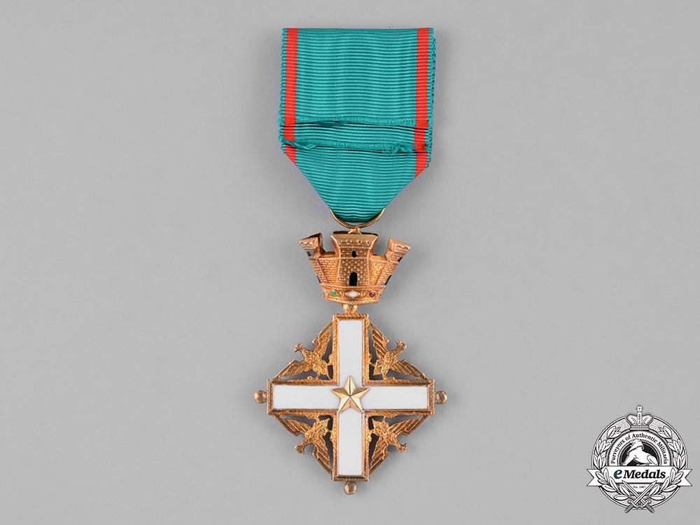 Italy, Republic. An Order of Merit of the Italian Republic, V Class Knight, c.1960