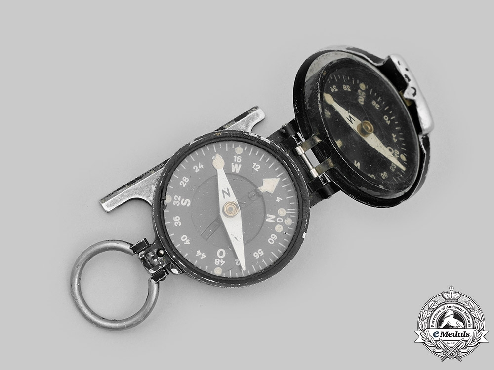 Germany, Wehrmacht. A Field Compass
