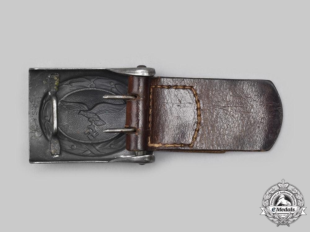 Germany, Luftwaffe. An EM/NCO's Belt Buckle, by Richard Sieper & Söhne