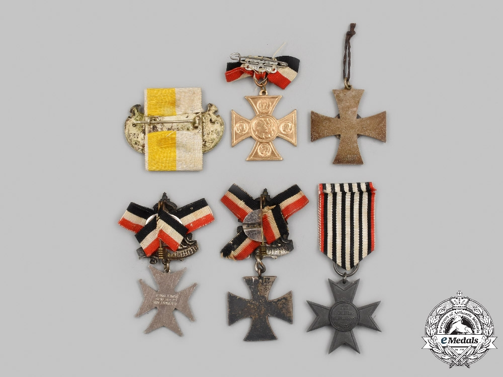 Germany, Imperial. A Mixed Lot of Service Decorations