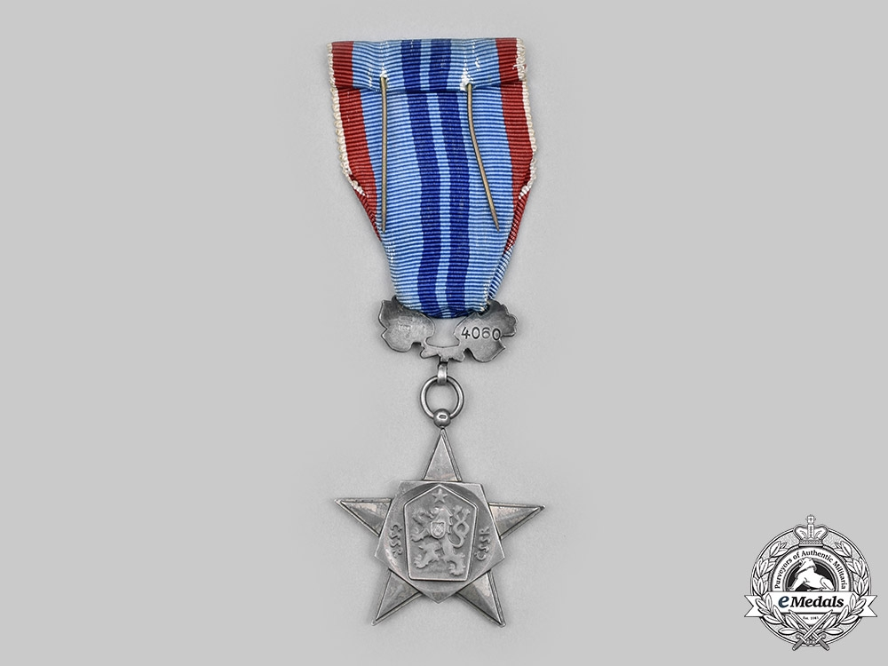 Czechoslovakia, Socialist Republic. Order of the Red Star of Labour