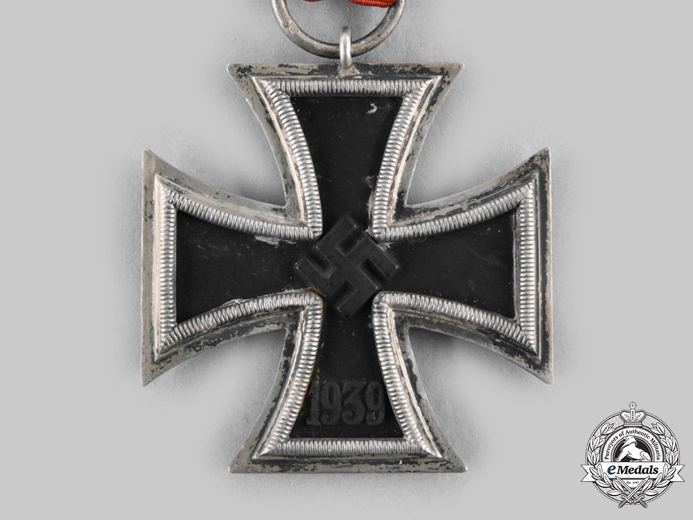 Germany, Wehrmacht. A 1939 Iron Cross II Class, by Klein & Quenzer