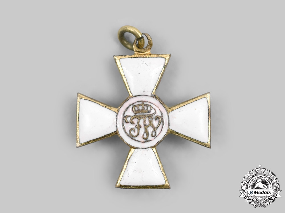 Prussia, Kingdom. An Order of the Red Eagle, III Class, Miniature, c.1880
