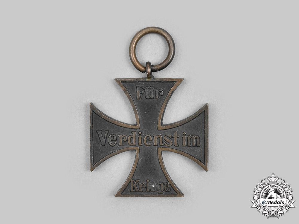 Brunswick, Dukedom. A War Merit Cross, II Class