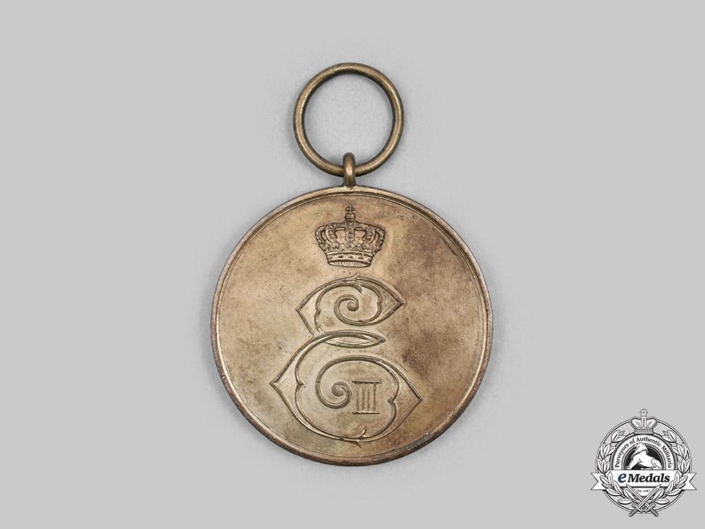 Saxe-Altenburg, Duchy. A Bravery Medal